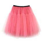 Tiulowa spódnica różowa - GRACE Rose