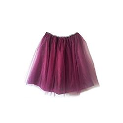 Tiulowa spódnica Scarlet